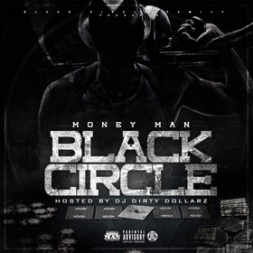 Black Circle Money Man front cover