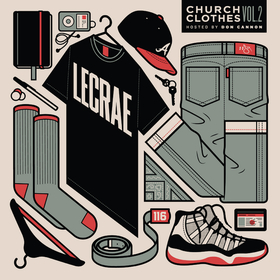 Church Clothes 2 Lecrae front cover