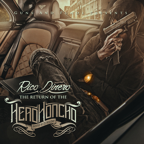 The Return Of The Head Honcho Co Cash front cover