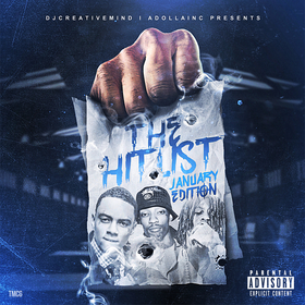 The Hit List (January Edition) Dj Creative Mind front cover