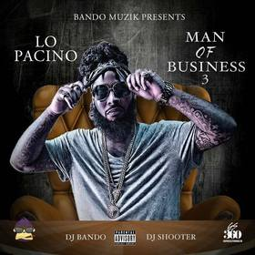 Man Of Business 3 Lo Pacino front cover