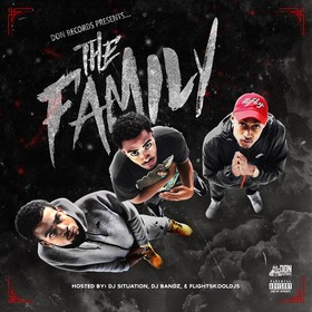 The Family The Family front cover