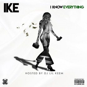 I Know Everything Ike front cover
