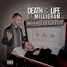 The Death & Life of Milligram Milligram front cover