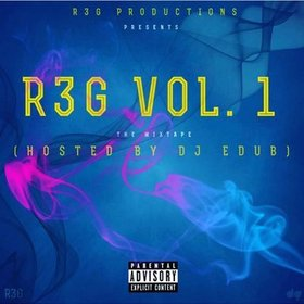 R3G Vol.1 R3gulators front cover