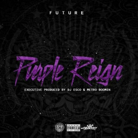 Purple Reign Future front cover