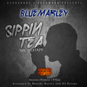 Sippen Tea Blue Marley front cover