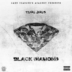 Black Diamond (The Mixtape) Official Frame James  front cover