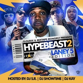 Hypebeast  2 DJ S.R. front cover