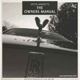 The Owners Manual Curren$y front cover