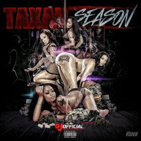 Taxan Season DJ Official front cover