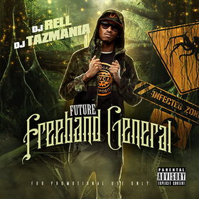 Freeband General DJ Tazmania front cover