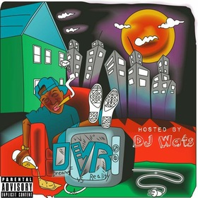 DVR (Dreams VS Reality) Official Tee Roy front cover