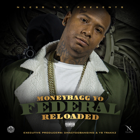Federal: Reloaded MoneyBagg Yo front cover