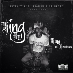 King Of Remixes DJ Dow Jones front cover