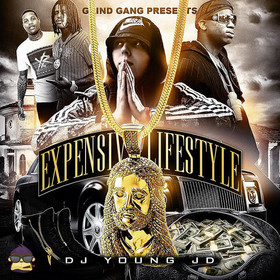 Expensive Lifestyle DJ Young JD front cover