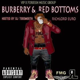 Burberry & Red Bottoms Euro Mil front cover