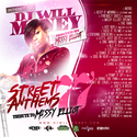 Street Anthems 77 Hosted by Missy Elliot DJ Will Money front cover