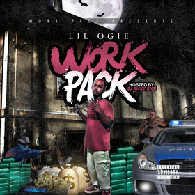 Work Pack Lil Ogie front cover