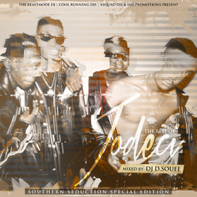 The Best of Jodeci (Southern Seduction Special Edition) DJ D.Souff front cover