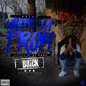 Where I'm From Brick front cover