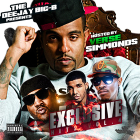Exclusive Hits Vol. 4 (Hosted By Verse Simmonds) DJ Big-B front cover
