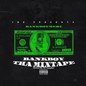 Bank Boy Tha Mixtape BankBoyMervv front cover