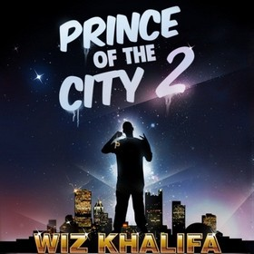 Prince of the City 2 Wiz Khalifa front cover