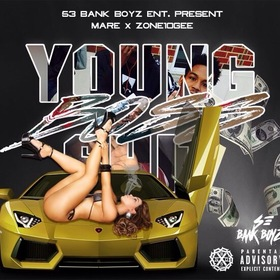 Young Boss Shit The Mixtape Zone10Gee  front cover
