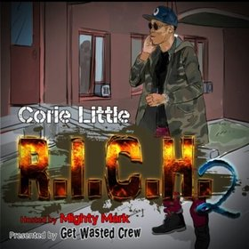 R.I.C.H 2 Corie Little front cover