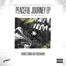 Peaceful Journey Official FobeOHaven front cover
