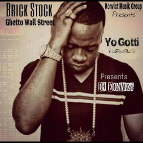 Brick Stock Ghetto Wall Street Various Artists front cover