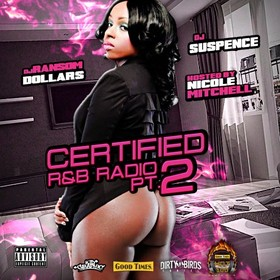 Certified R&B Radio 2 DJ Suspence front cover