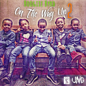On The Way Up 2 Boogiie Byrd  front cover