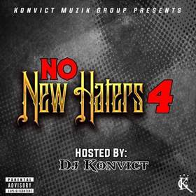 No New Haters 4 Various Artists front cover