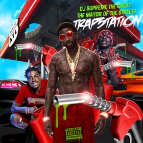 #TrapStation by DJ Supreme The Great