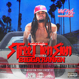 Street Tension WRNR God Soulja front cover