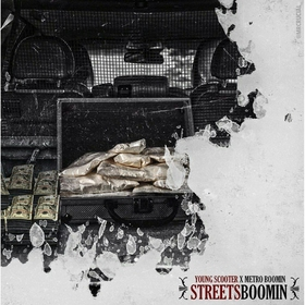 Streets Boomin Young Scooter front cover