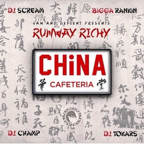 China Cafeteria Runway Richy front cover