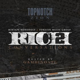 Rich Conversations 2 GambinoATL front cover