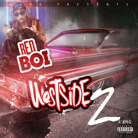 Westside 2 Red Boi front cover
