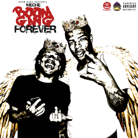 Boom Gang Forever [EP] HBS Meech front cover