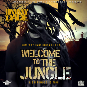 Welcome To The Jungle: A Dreadwood Edition Jimmy Dade front cover