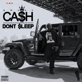 Don't Sleep Kwony Cash front cover