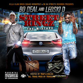 Street Kingz: The Mixtape Bo Deal front cover