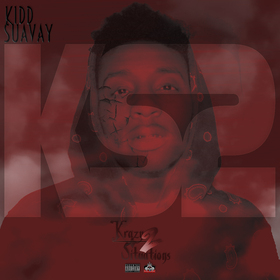 Krazy Situations 2 Kidd Suavay  front cover