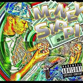 JMall Curry - Money Sippi DJ Konnect  front cover