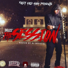 The Session Dolcé front cover