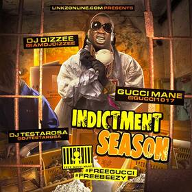 Indictment Season DJ Dizzee front cover