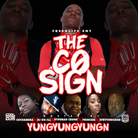 The Co Sign Yung Yung Yungn front cover
